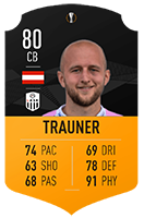 Trauner MOTM Item
