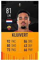 Kluivert MOTM Item