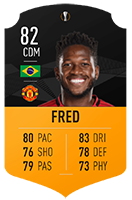 Fred MOTM Item