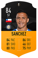 Sanchez MOTM Item