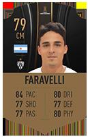 Faravelli MOTM