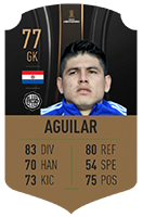 Aguilar MOTM