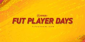 FIFA 20 FUT Player Days