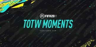 FIFA 20 Team of the Week Moments