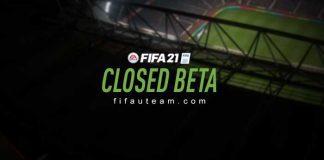 FIFA 21 Beta
