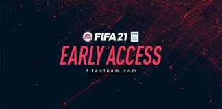 FIFA 21 Early Access