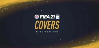 FIFA 21 Covers