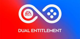 FIFA 21 Dual Entitlement