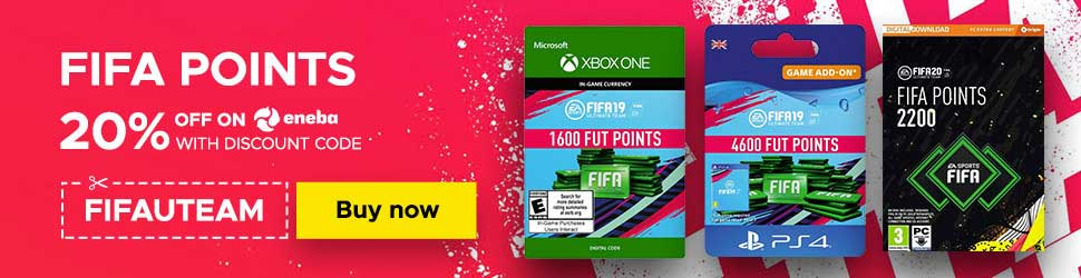Buy FIFA Points for FIFA 20