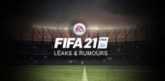 FIFA 21 Leaks