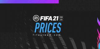 FIFA 21 Prices