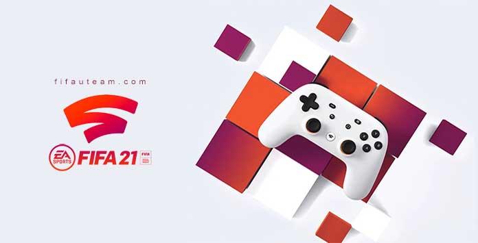 FIFA 21 Stadia