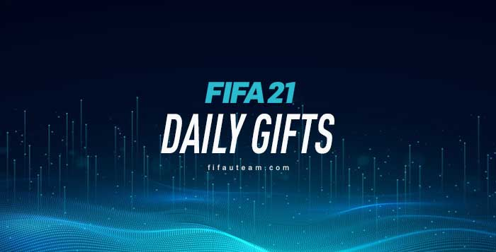 FIFA 21 Daily Gifts