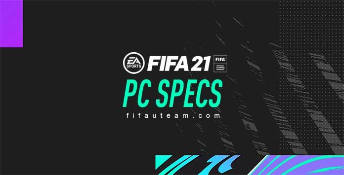 FIFA 21 PC Specs