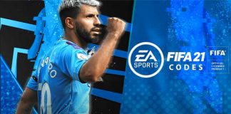 FIFA 21 Code