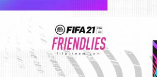 FUT Friendlies