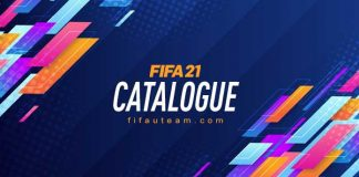 FIFA 21 Catalogue