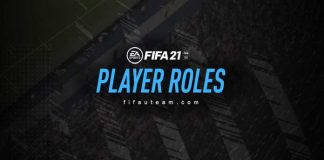 FIFA 21 Player Roles