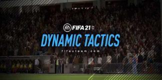 FIFA 21 Dynamic Tactics