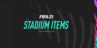 FIFA 21 Stadium Items