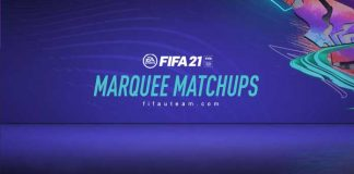 FIFA 21 Marquee Matchups