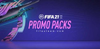 FIFA 21 Promo Packs