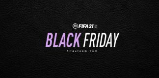 FIFA 21 Black Friday Promo Event