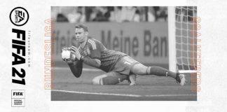 FIFA 21 Bundesliga Goalkeepers
