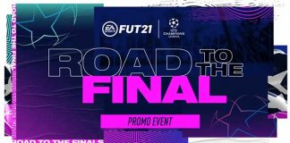 FIFA 21 Road to the Final