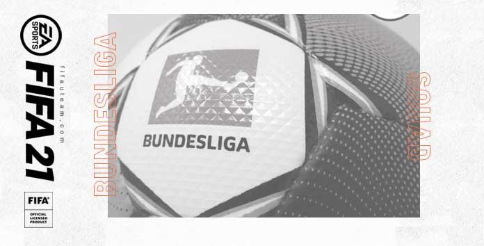 FIFA 21 Bundesliga Squad Guide