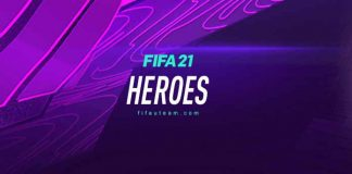 FIFA 21 Heroes Cards List