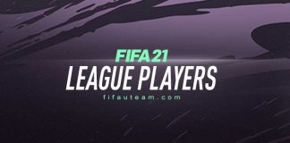 FIFA 21 League Player Objectives