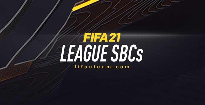 FIFA 21 League SBC