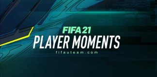 FIFA 21 Player Moments