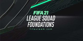 FIFA 21 League Squad Foundations