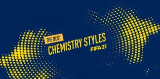 The Best Chemistry Styles for FIFA 21
