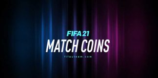 FIFA 21 Match Coins Awarded
