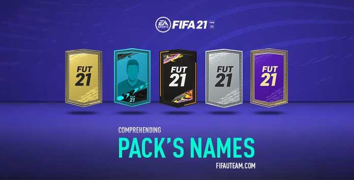 FIFA 21 Pack Names