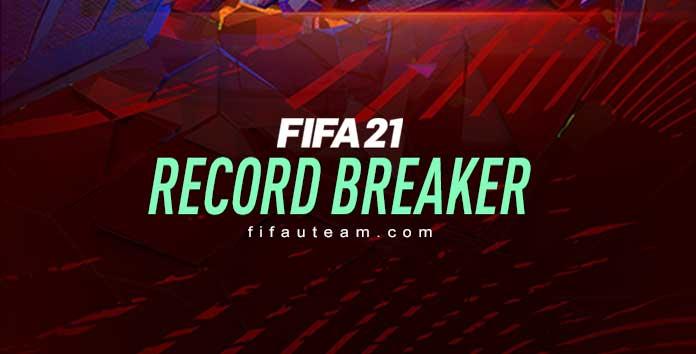 FIFA 21 Record Breaker