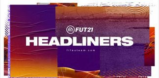 FIFA 21 Headliners Promo Event